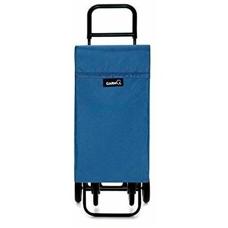 Carrello Spesa 4r Travel360 blu l 48 10010 Garmol