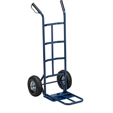 """main image of """"Carrello trasporto grandi volumi ruote pneumatiche portata max. 250 Kg"""""""
