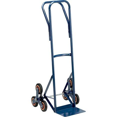 Carrello trasporto per scale portata max. 120 Kg