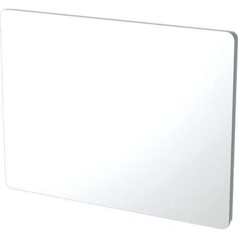 Carrera panneau rayonnant en verre Blanc LCD - plusieurs puissances disponibles