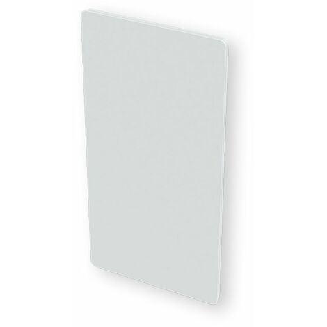 """main image of """"Carrera panneau rayonnant en verre Vertical LCD - plusieurs puissances disponibles"""""""