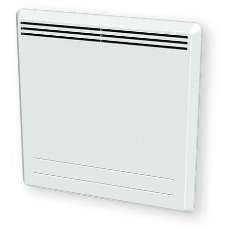 Carrera radiateur à inertie FONTE double coeur Fonte + Film - LCD - plusieurs puissances disponibles - plat