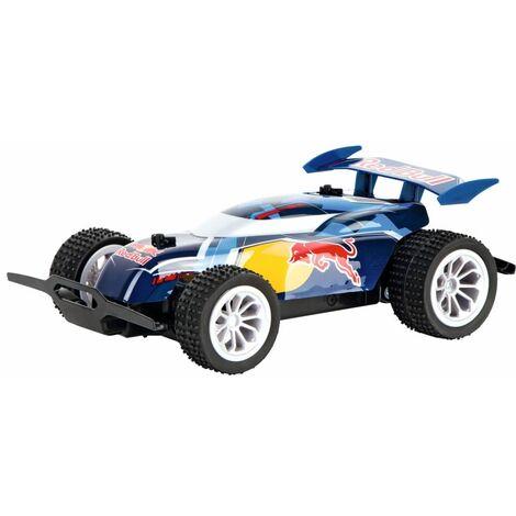 Carrera Voiture de course Red Bull RC2 avec télécommande 1:20
