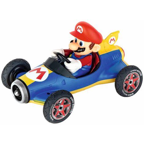 Carrera Voiture de course télécommandée Mario Kart Mach 8 1:18