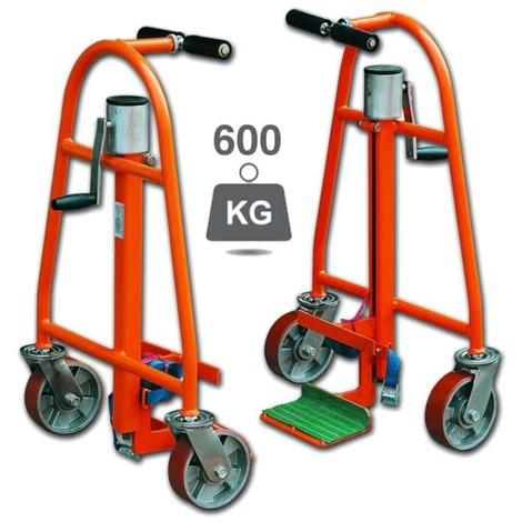 Carretilla elevadora - 600 kg
