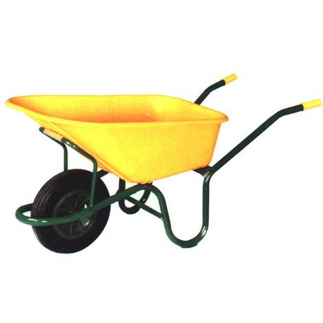 Carretilla Jardin Nylon - THECA - C1-570 - 100 L