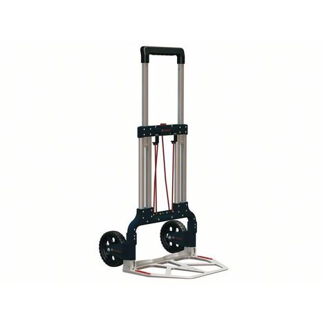 Carretilla plegable Carrito de transporte Professional