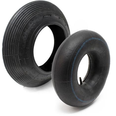 Carretillas - Neumáticos con cámara Ruedas Ruedas Neumáticas 400x100 4.00-8
