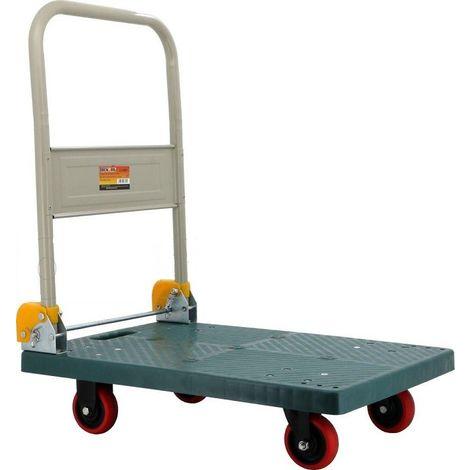 Carretillo plegable con plataforma Nº3 150 Kg Orework