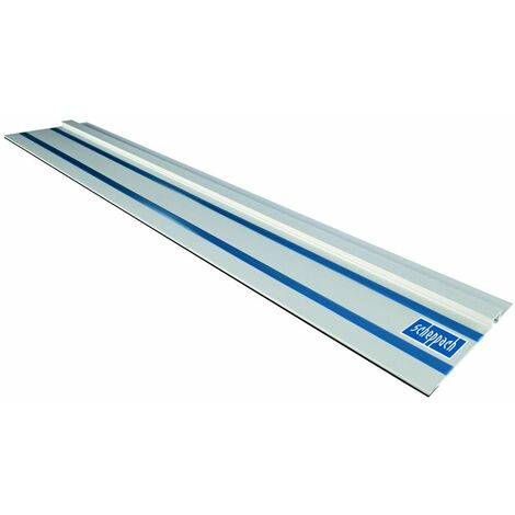 Carril Guía para Sierra 1400mm, diámetro 145mm para sierra de incision - Scheppach - 4901803702