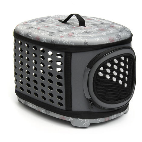 Carrito Pet Carrier Dog Travel Bolso plegable