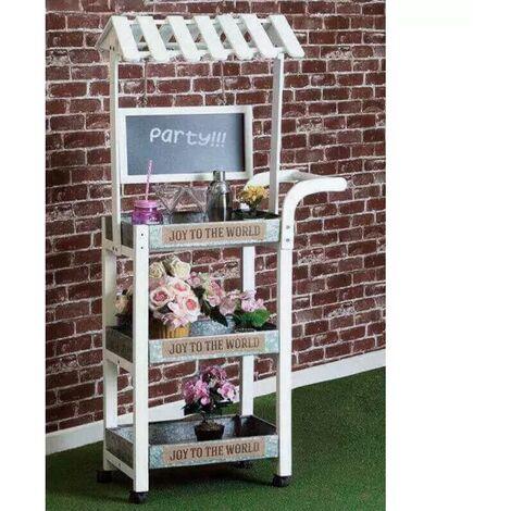 "main image of ""Carritos Candy Bar - Carrito Candy Bar Madera Envejecida Cookies"""