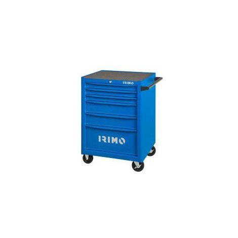 Carro 26 6 cajones con 206 herramientas en foam 9066K6FF100 IRIMO