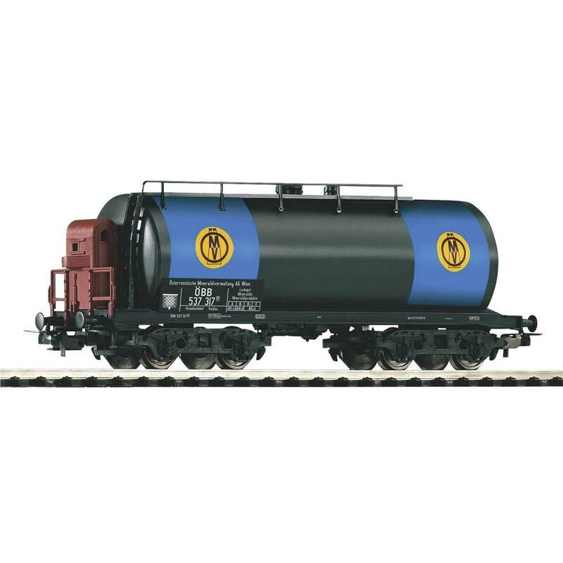 Carro cisterna H0 dellOBB 54741 - Piko H0