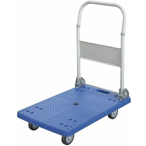 Carro con plataforma en PVC 150kg. FERVI