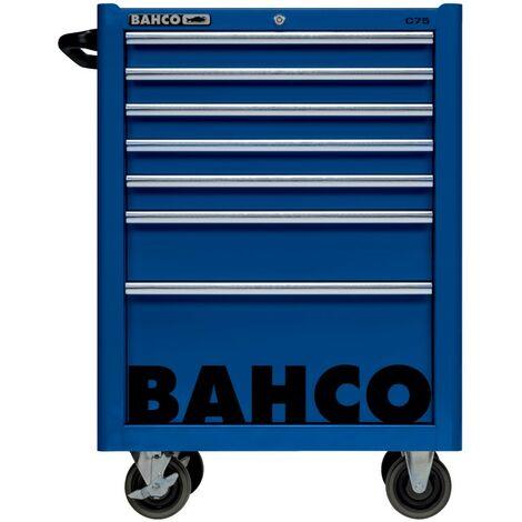 Carro de herramientas sin dotación BAHCO