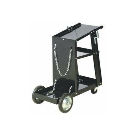 carro mesa de soldadura soldar de 4 cajones y ruedas Cortador d plasma weld cart