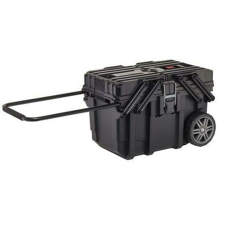 Carro horizontal Job Box 15G  - STD EuroRO Keter 64,6X37,3X41 cm