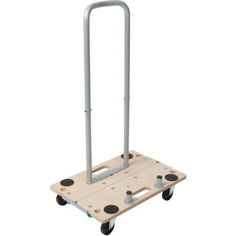 """main image of """"Carro plataforma FT 350 B con barra de agarre y apoyo"""""""