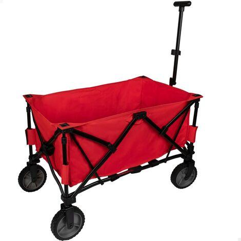 "main image of ""Carro plegable de transporte para playa Aktive Beach"""
