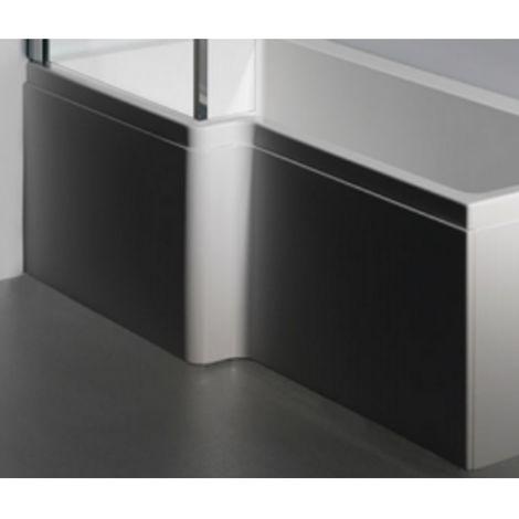 Carron 1600mm Shower Bath Front Panel White