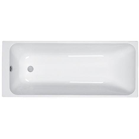 Carron - 5mm Profile 1800x700 Plain SE Carron Bath - White