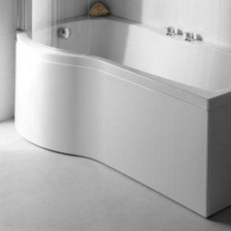 Carron Delta 1700mm Carronite Shower Bath Front Panel