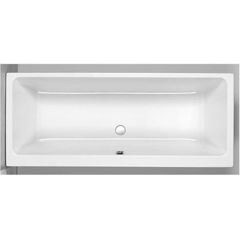 Carron - Double Ended Quantum 1700x800 5mm Carron Bath - White