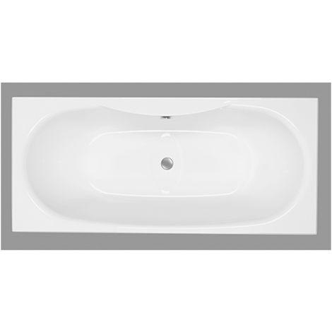 Carron - Equation 1800x800mm Bath 5mm - White