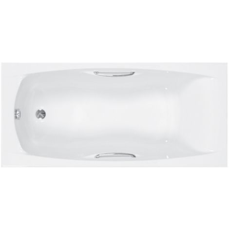 Carron Imperial 1700 X 700mm Standard Bath With Grips