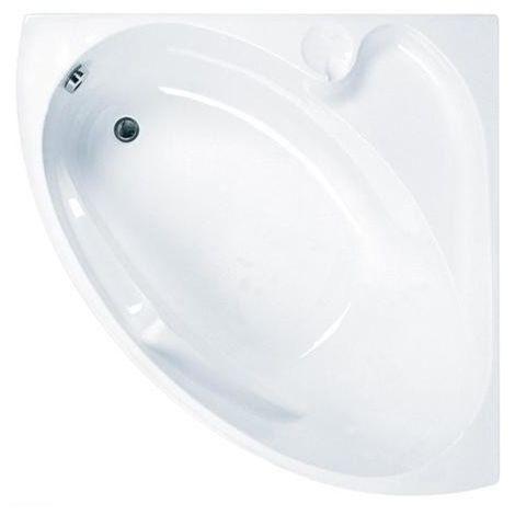Carron - Oriole Corner Bath 1200x1200mm - White
