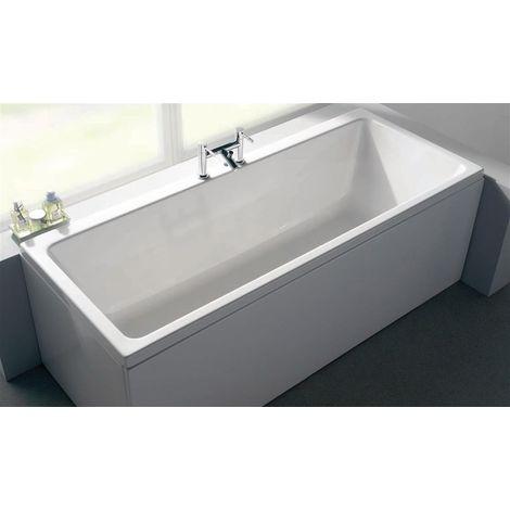Carron - Quantum DE 1800x800mm Bath 5mm - White