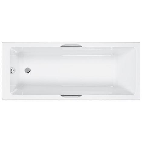 Carron Quantum Integra 1700 X 700mm Standard Bath With Grips