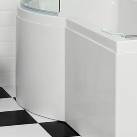 Carron Urban 1500mm Shower Bath Front Panel