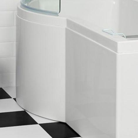 Carron Urban 1700mm Carronite Shower Bath Front Panel