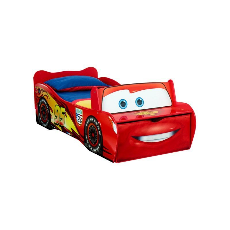 Moose Toys - Lit Flash McQueen Cars Disney
