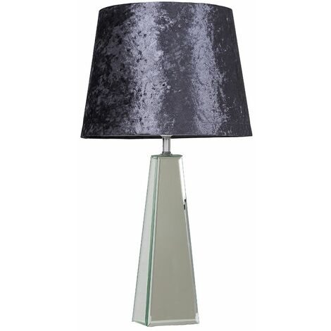Carson Large Table Lamp with LED Bulb