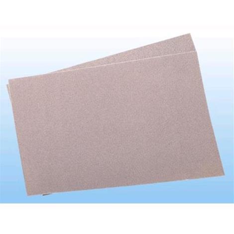 Carta vetrata in fogli 47,5x68,5 cm - Numero 3 - Conf. 20 Pz