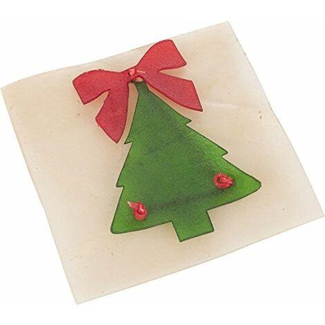 Carte de Noël Snack bovins Peau L?: 16cm L?: 12cm H?: 3,5cm
