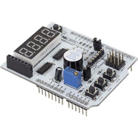 Carte dextension multifonctions pour Arduino® Velleman VMA209 1 pc(s)