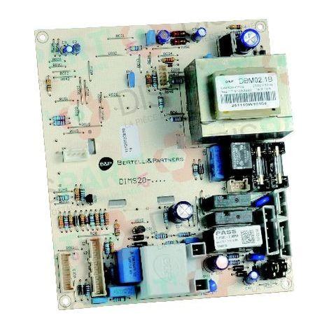 Carte électronique C.I principal DIVATECH/MICRO DIVATECH Réf. 39820661