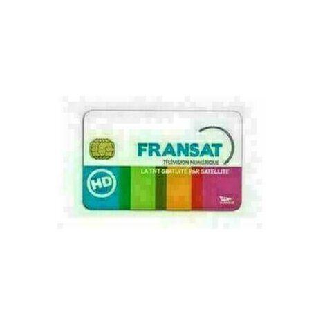 CARTE FRANSAT HD PC6 Valable à vie