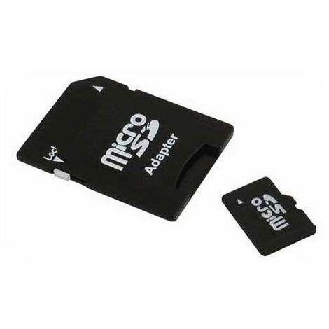 Carte mémoire - micro SD SanDisk - 4Go, 8 Go, 16 Go ou 32 Go - compatible caméra et micro