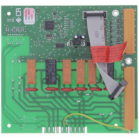 Carte option 2V testée 2 vannes DTG S 110 DIEMATIC ECONOX Réf. 88055575