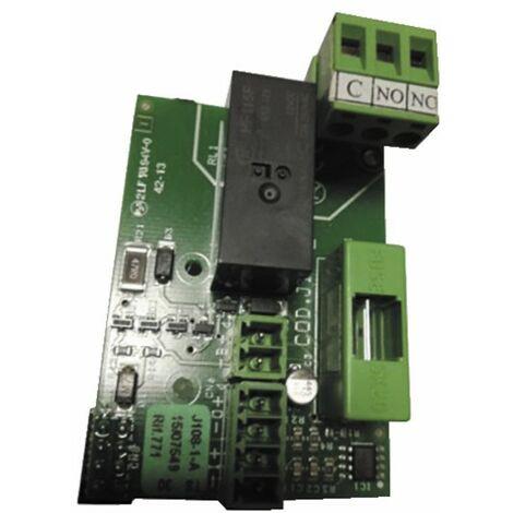 Carte PJ108-A01 MICRONOVA - DIFF