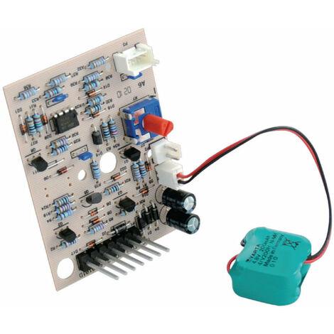 Carte regulation + batterie, ATLANTIC, Ref. 99111