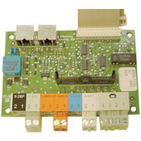 Carte sondes DOMO +3 test MC 15 Réf. 88065532 DE DIETRICH