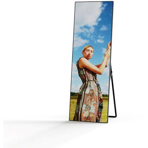 Cartel digital publicitario LED P2.5mm T6 - Conectable en serie