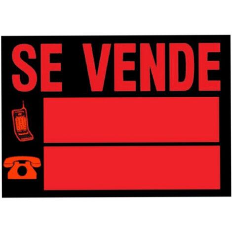 "main image of ""Cartel se vende 73x50 cm"""