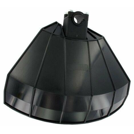 Carter de protection en résine plastique UNIVERSEL pour tube de débroussailleuse diamètre 26 à 28 mm